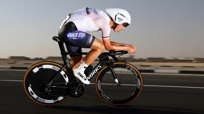 Straßenrad-WM: Tony Martin zum vierten Mal Zeitfahr-Weltmeister