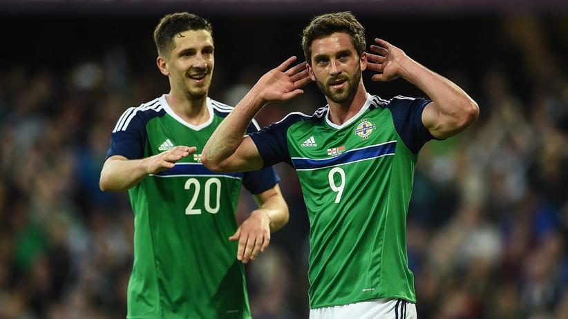 Deutschland – Nordirland: Will Grigg is on Feierabend