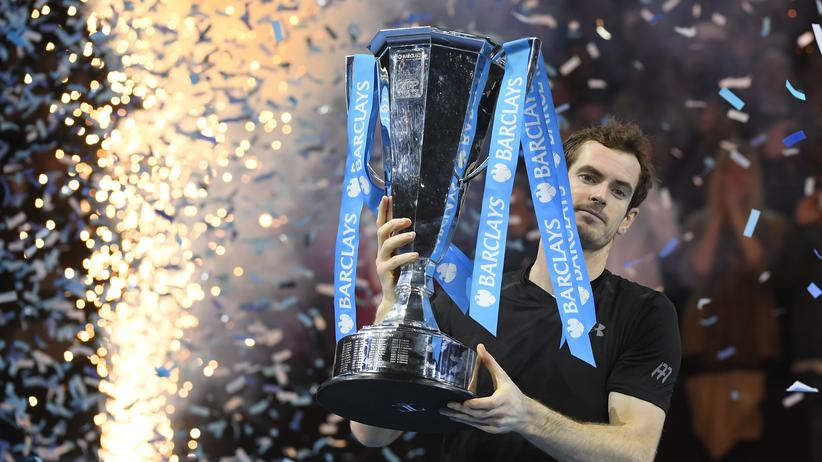 Tennis: Andy Nummer gewinnt die ATP-WM in London