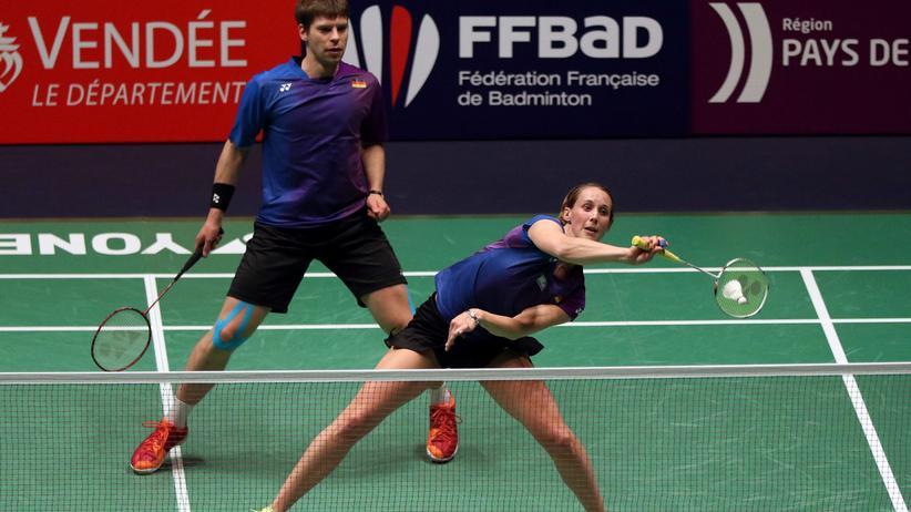Badminton: Birgit Michels und Michael Fuchs werden ihre internationale Karriere beenden.