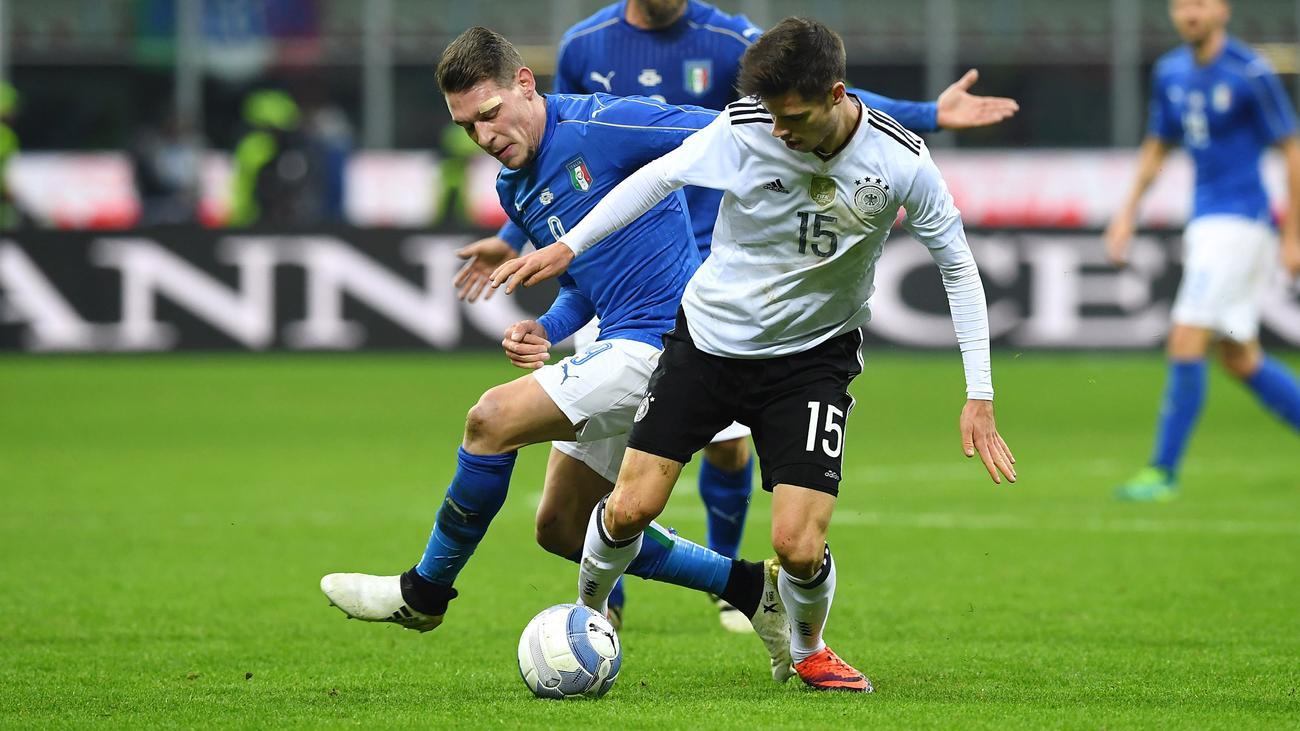 Fußball Deutschland Italien