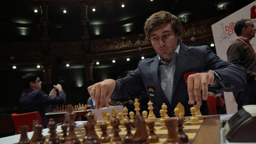 Sergej Karjakin: Der russische Star kommt nach New York