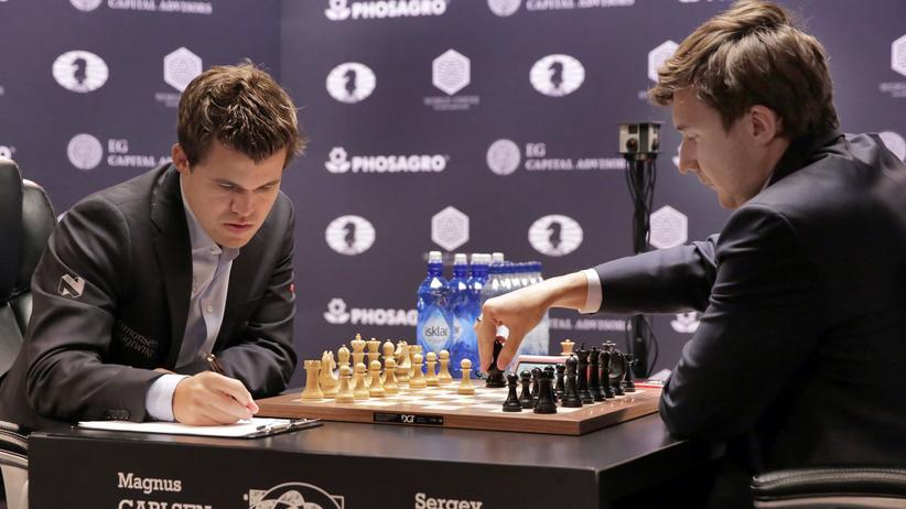 Schach-WM: Nun kommt es auf Tempo an