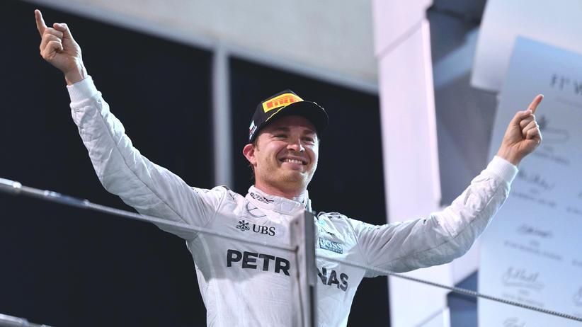 Nico Rosberg Formel Eins Sieger