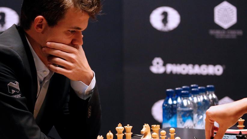 Schach-WM: Erste Runde in New York endet mit Remis