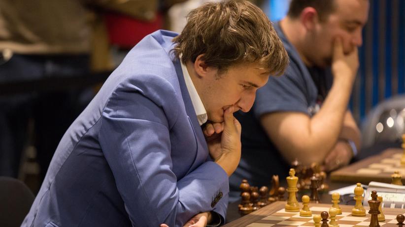 Will Magnus Carlsen vom Schach-Thron stoßen: Sergey Karjakin
