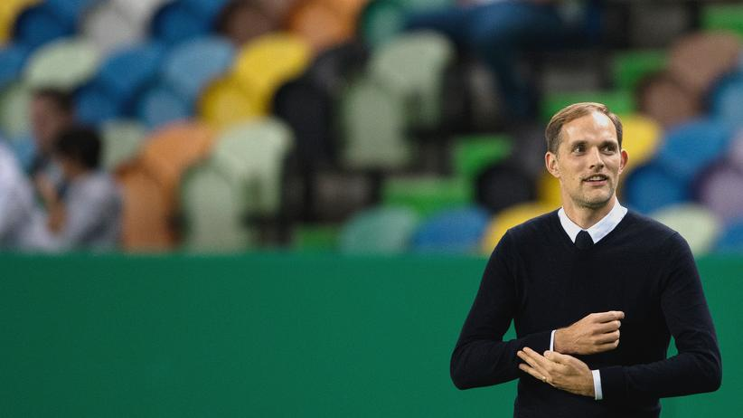 Bundesliga: Dortmunds Trainer Thomas Tuchel