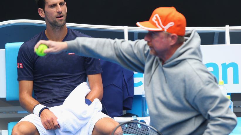 Novak Đoković: Weniger Tennis, mehr Liebe