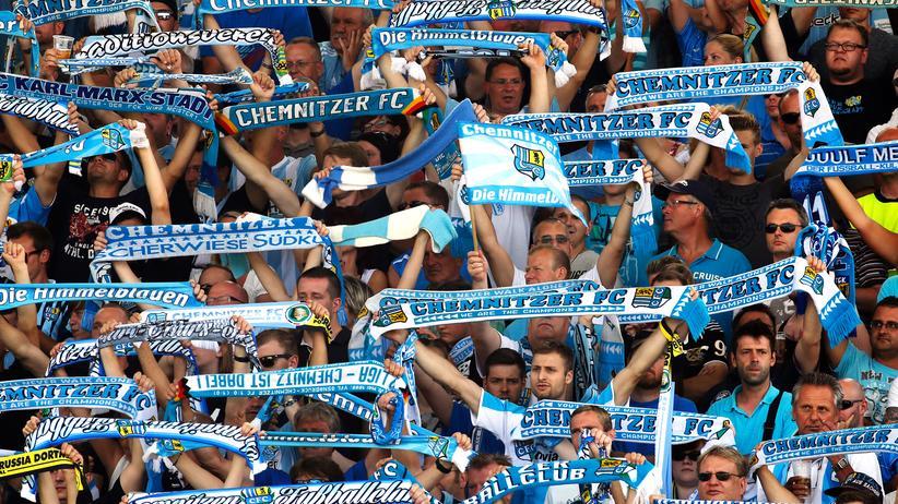 Chemnitzer FC: Fans im August 2015
