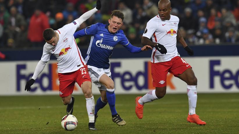 Europa League: Salzburg schlägt Schalke, Mainz gewinnt gegen Qäbälä