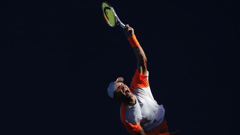 Australian Open: Mischa Zverev besiegt Andy Murray