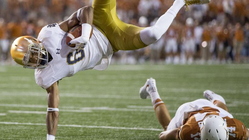 College Football: EQ macht immer Spektakel