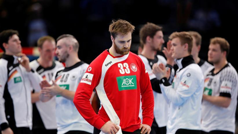 Handball-WM: Deutschland verliert im Achtelfinale gegen Katar