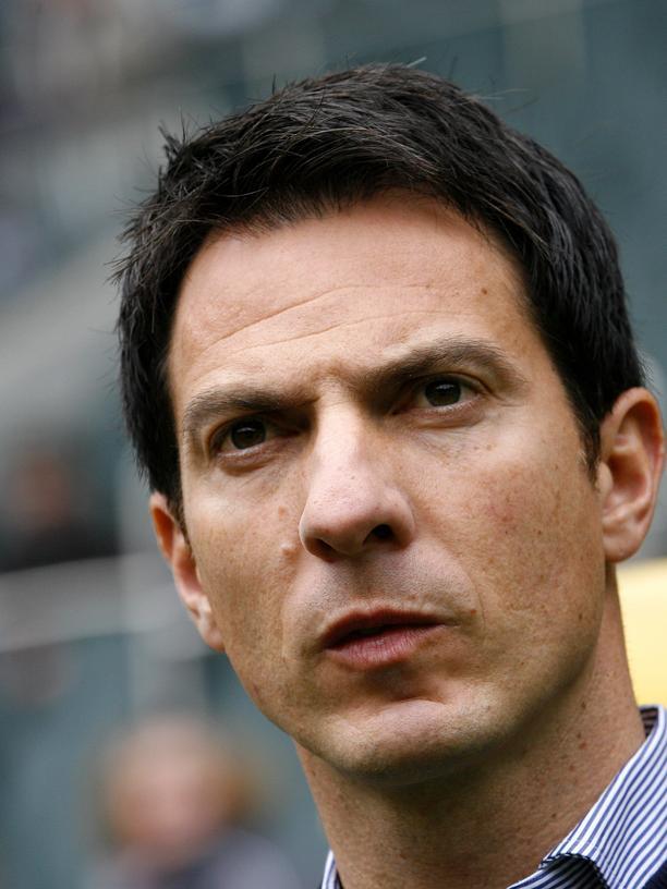 Marco Pezzaiuoli als Trainer der TSG Hoffenheim. Heute ist er Nachwuchsleiter von Guangzhou Evergrande.