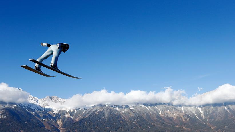 Vierschanzentournee: Eisenbichler fällt beim Springen in Innsbruck weit zurück
