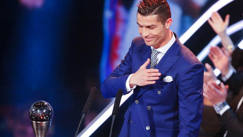 Fifa: Cristiano Ronaldo ist Weltfußballer