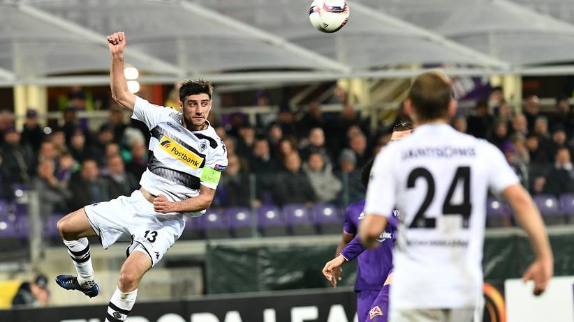 Europa League: Lars Stindl schoss drei Tore innerhalb von elf Minuten.