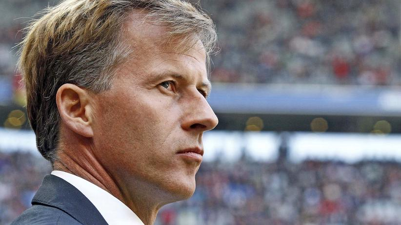 Bundesliga: Andries Jonker wird Cheftrainer beim VfL Wolfsburg