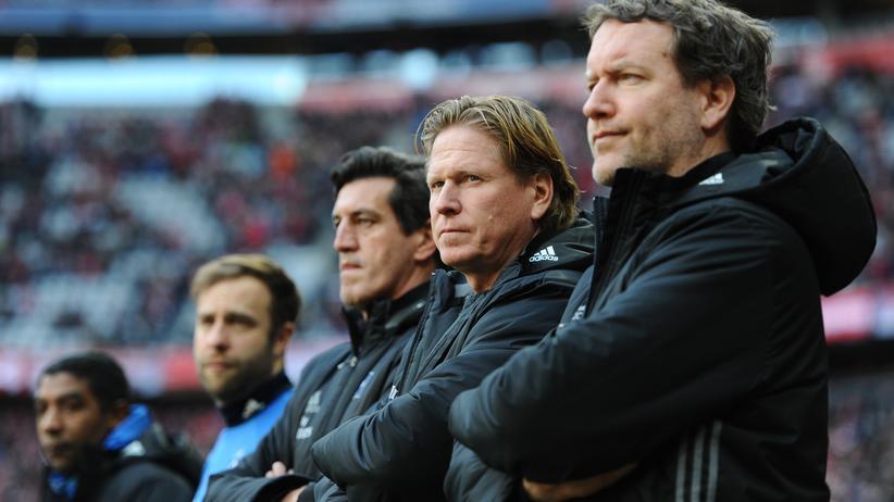 In München gibt es für den HSV immer Haue, egal wer an der Seitenlinie steht.