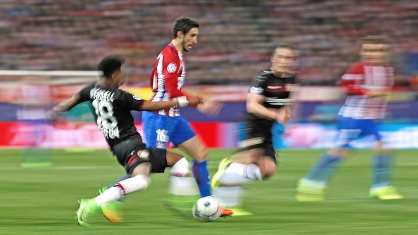 Champions League Leverkusen Atlético