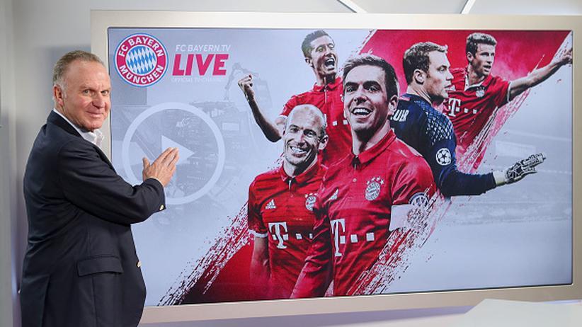 Bundesliga-Vorschau: RT Bayern ist auf Sendung
