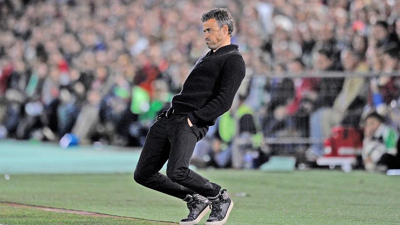 Luis Enrique: Das ist nicht mehr Barça