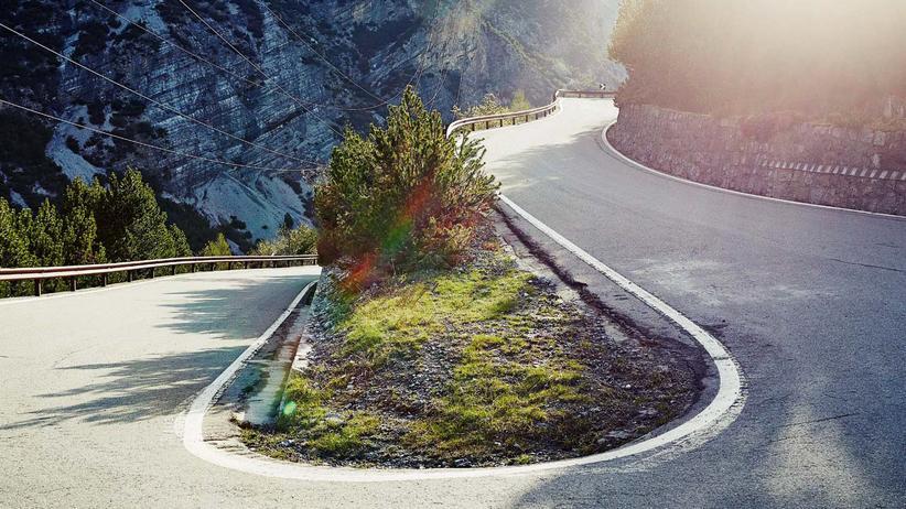 Radsport: Am Berg