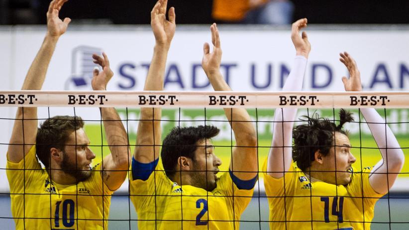 Volleyball: Ein Sport wird zum Produkt