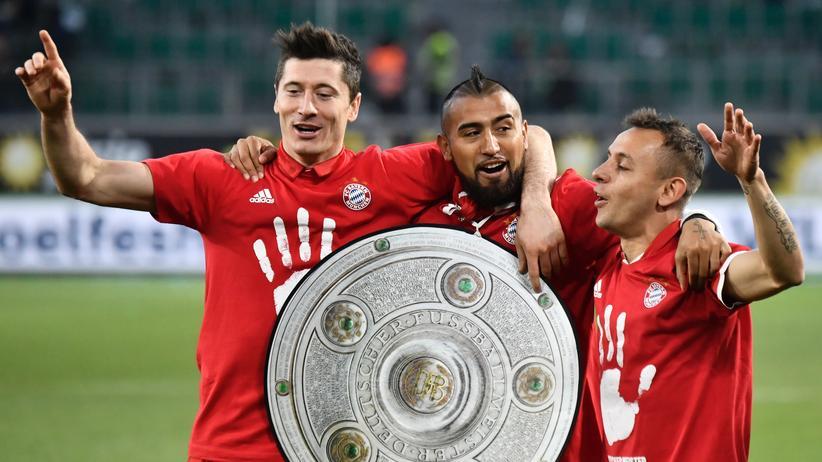 FC Bayern München: Sie gewinnen halt gern