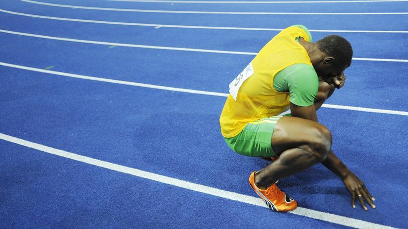 Doping: Der jamaikanische Sprinter Usain Bolt (Bild von 2009)