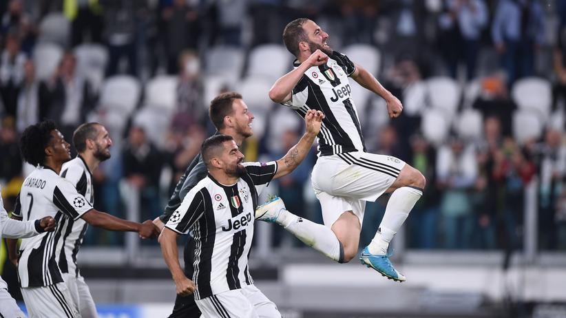 Champions League: Juventus Turin stürmt ins Halbfinale.