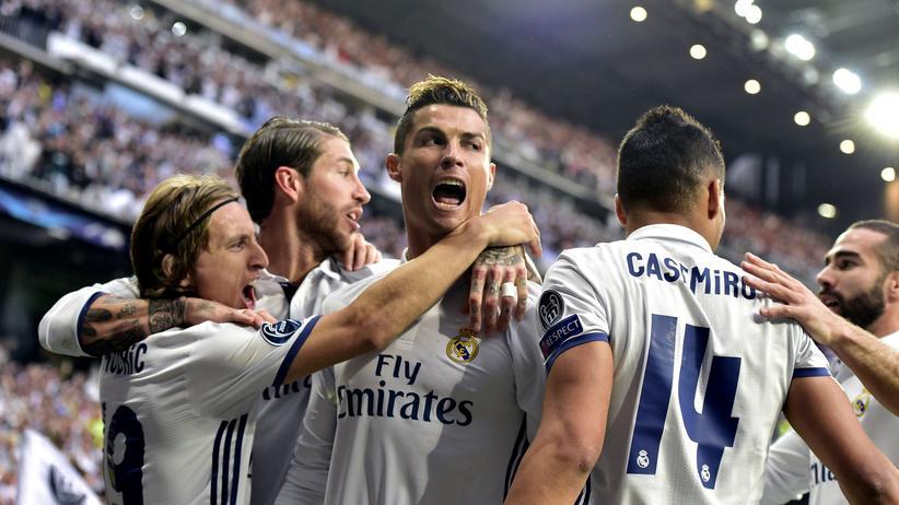 Champions League: Real Madrid lässt Atlético keine Chance