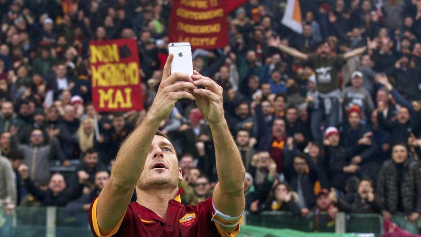 Francesco Totti: Ohne ihn? Nie!