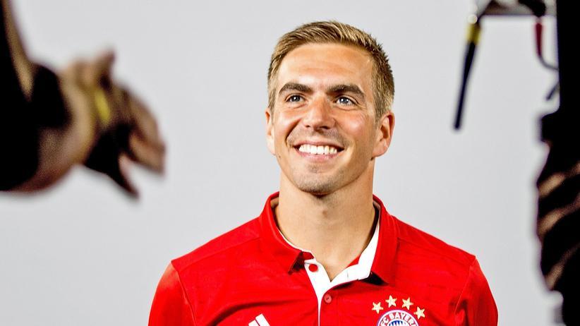 Philipp Lahm: Bei ihm sieht alles Schwere leicht aus: Philipp Lahm.