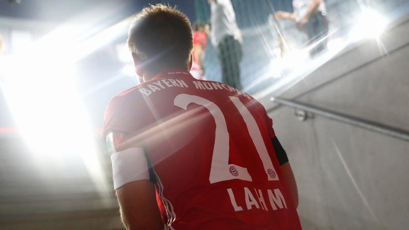 Philipp Lahm: Der Kapitän des FC Bayern, Philipp Lahm
