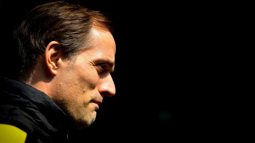 Thomas Tuchel: BVB-Trainer Thomas Tuchel reagiert emotional auf den Konflikt mit der Vereinsspitze.