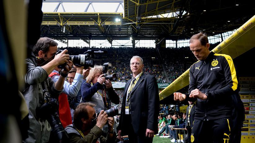 Bundesliga-Rückschau: Spiel mir das Lied vom Tuchel