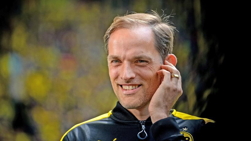 Tuchel Borussia Dortmund