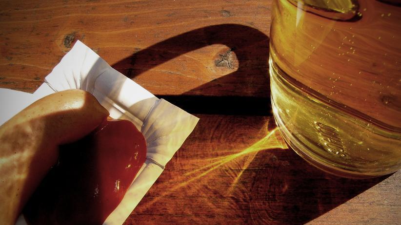 Gelebte Praxis in fast jedem Sportverein: Bier und Wurst