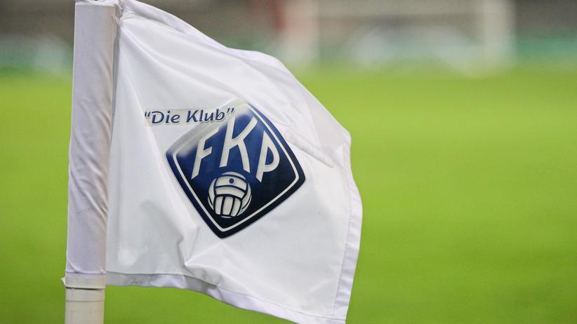 """Fußball-Regionalliga: """"Wir sind fassungslos"""""""