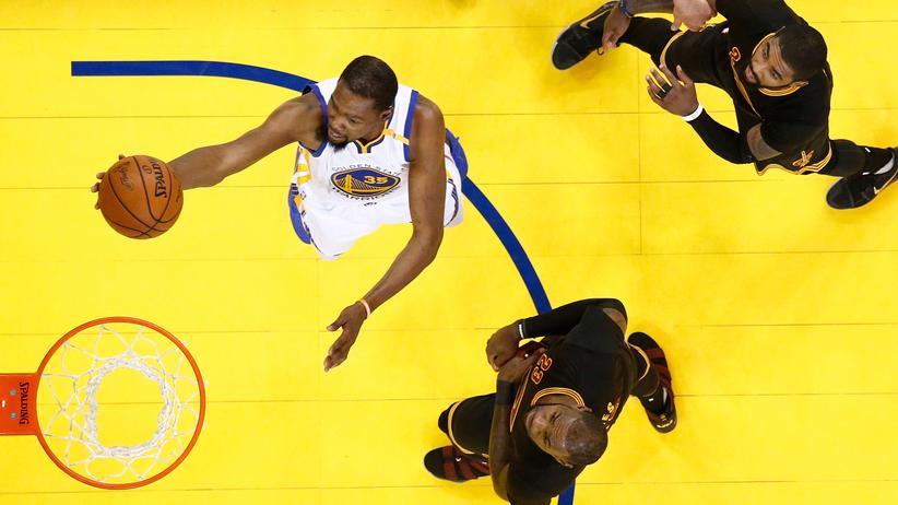 NBA-Titel: Langweilig!