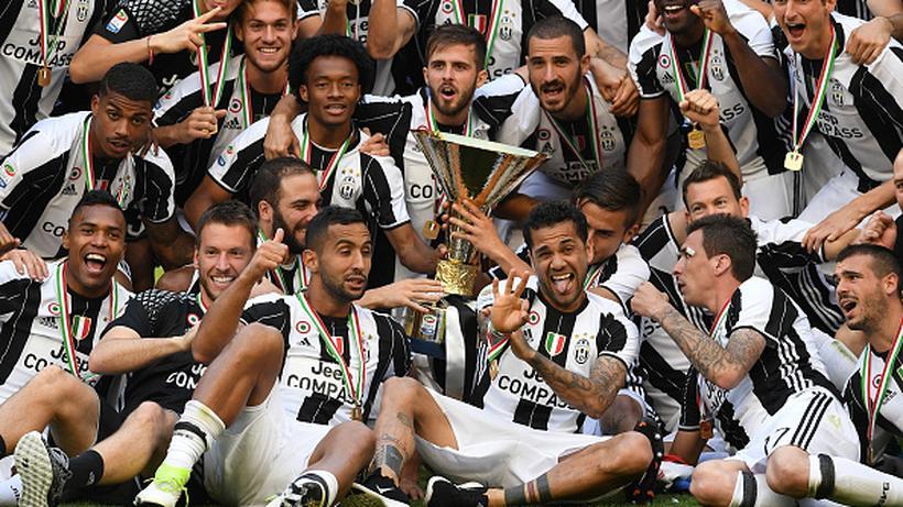 Juventus Turin Alle Lieben Sie Alle Hassen Sie Zeit Online