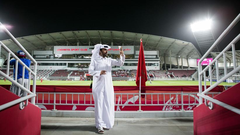 WM in Katar: Dann lieber doch spielen