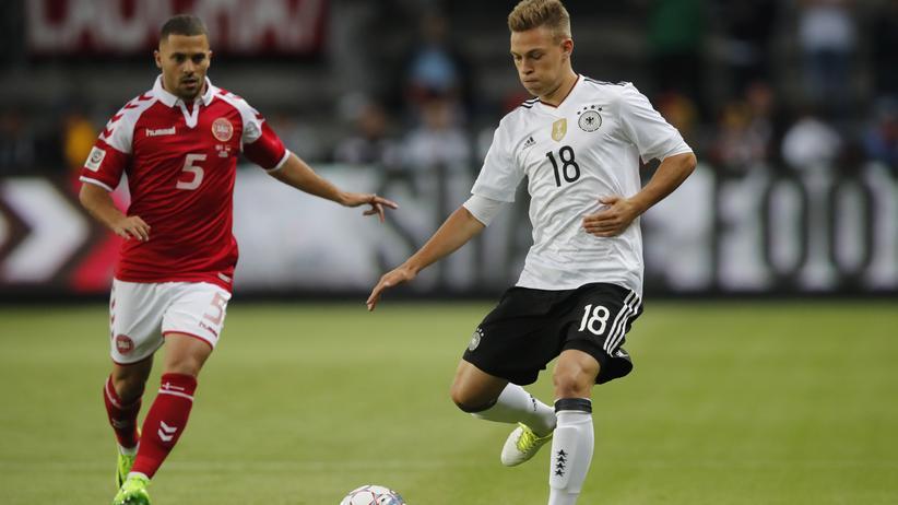 Confederations Cup: Deutschland spielt 1:1 gegen Dänemark
