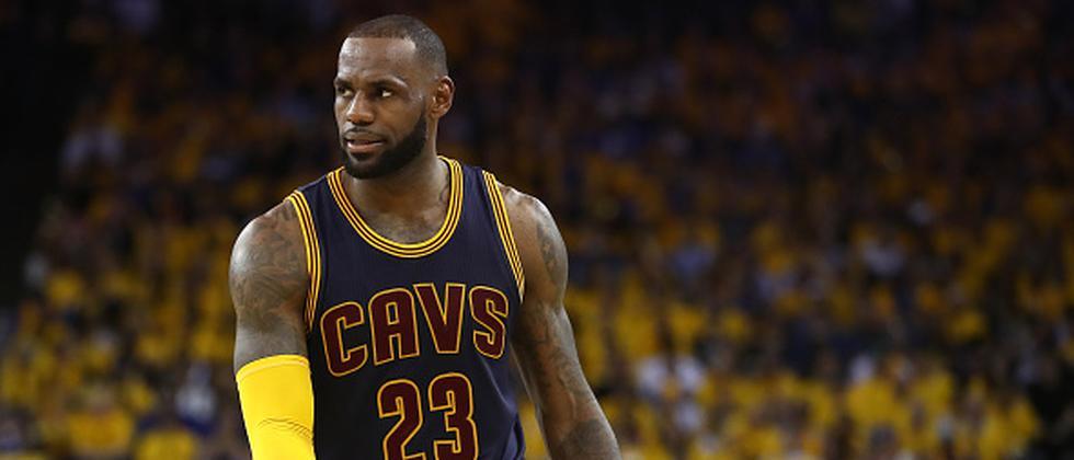 """""""Wir haben noch einen weiten Weg vor uns"""": LeBron James in den NBA-Finals"""