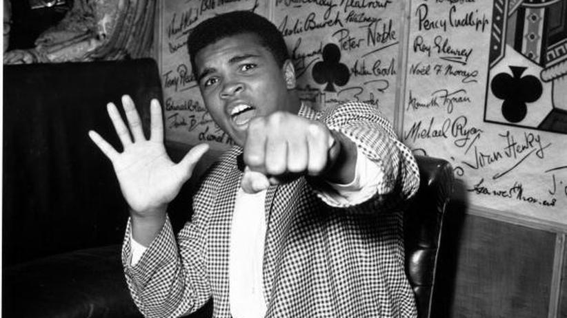 Muhammad Ali: Alis letzter Tanz