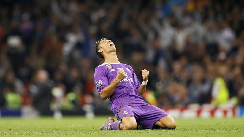 Cristiano Ronaldo: Er schon wieder