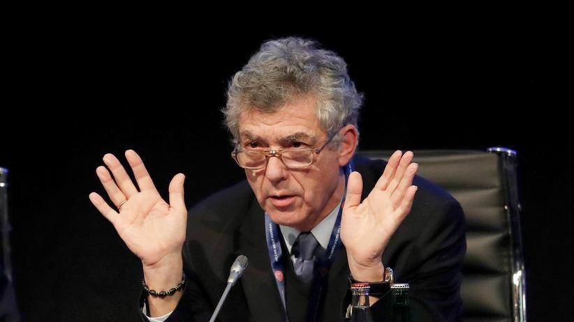 Ángel María Villar: Fifa-Vizepräsident in Spanien festgenommen