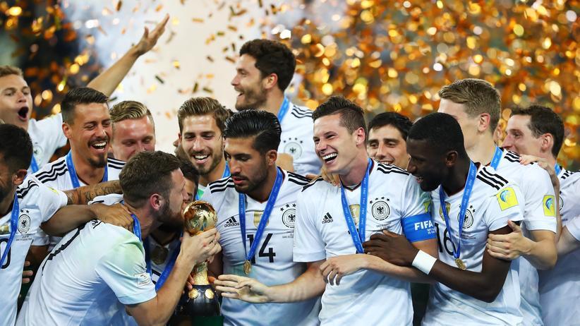 Confed Cup: Deutschland gewinnt Finale gegen Chile