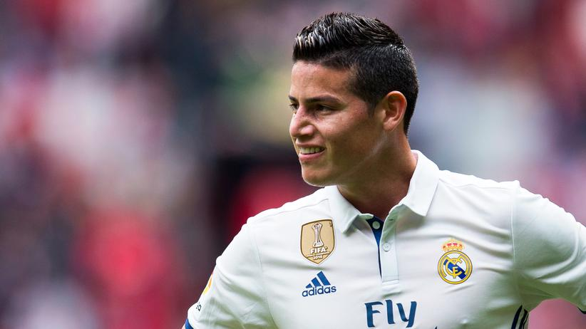 Bundesliga: Der Kolumbianer James Rodríguez